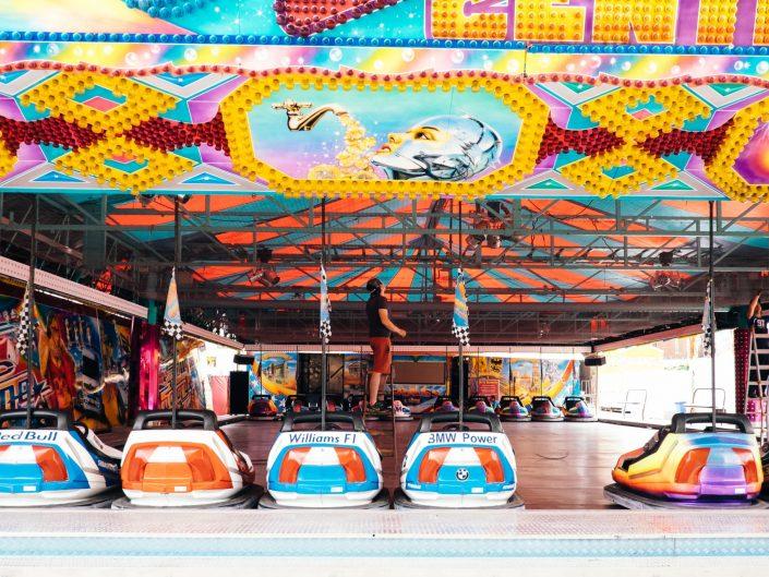 Lambertusmarkt – Kirmes in Erkelenz