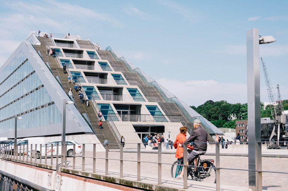 Meine Fotoserie am Dockland in Hamburg