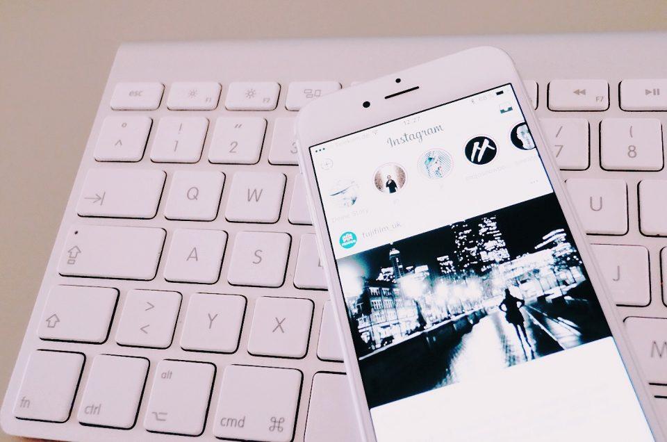 Erzähl mir deine Stories (auf Instagram)