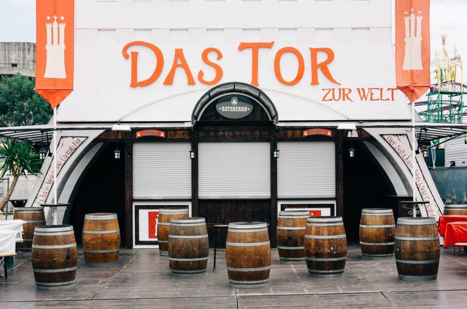 """Im Gespräch mit Hamburg.de über meine Fotoserie """"Alleine auf dem Hamburger Dom"""""""