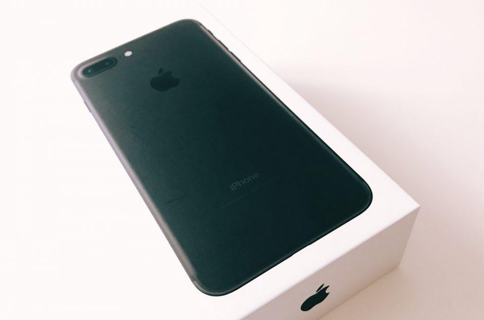 Meine ersten iPhone7 Plus Eindrücke und Bilder