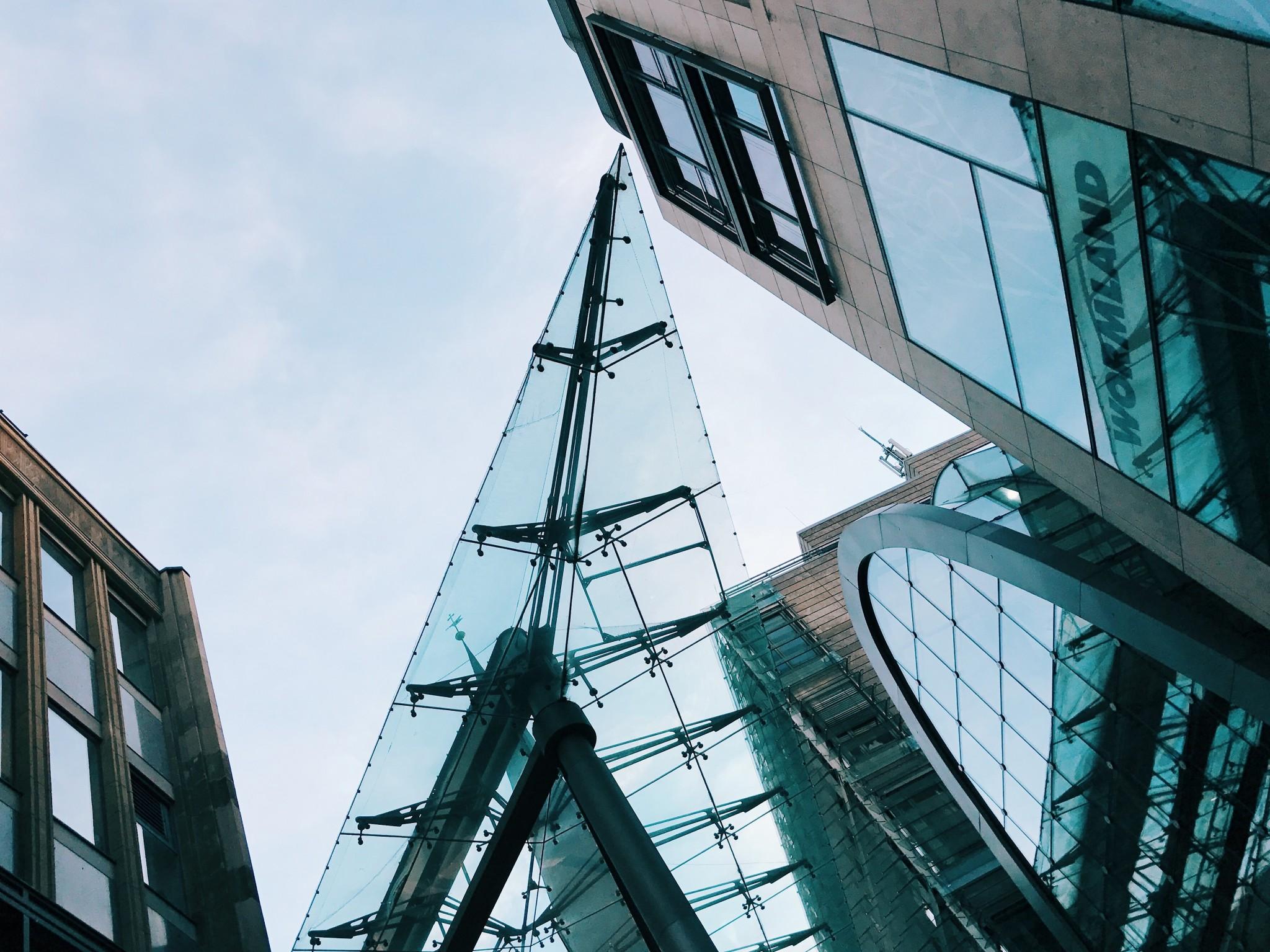 iphone7-Foto, Architektur