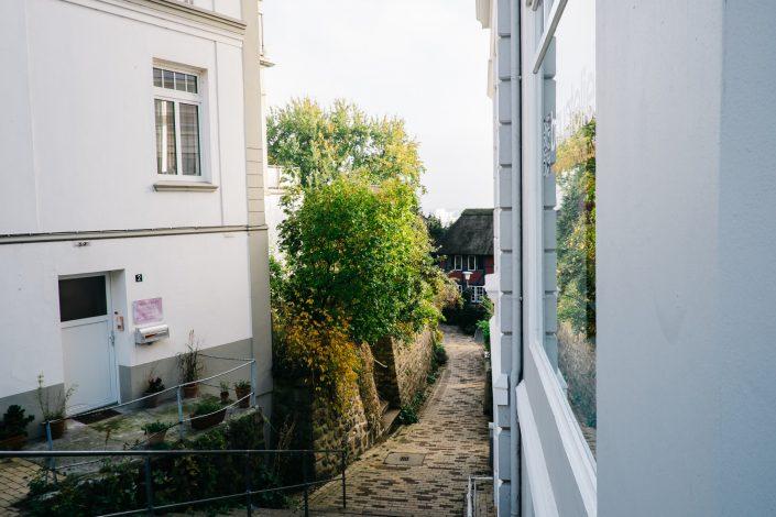 Hamburg, Blankenese, Treppenviertel, Patrick Gorden, Blende1