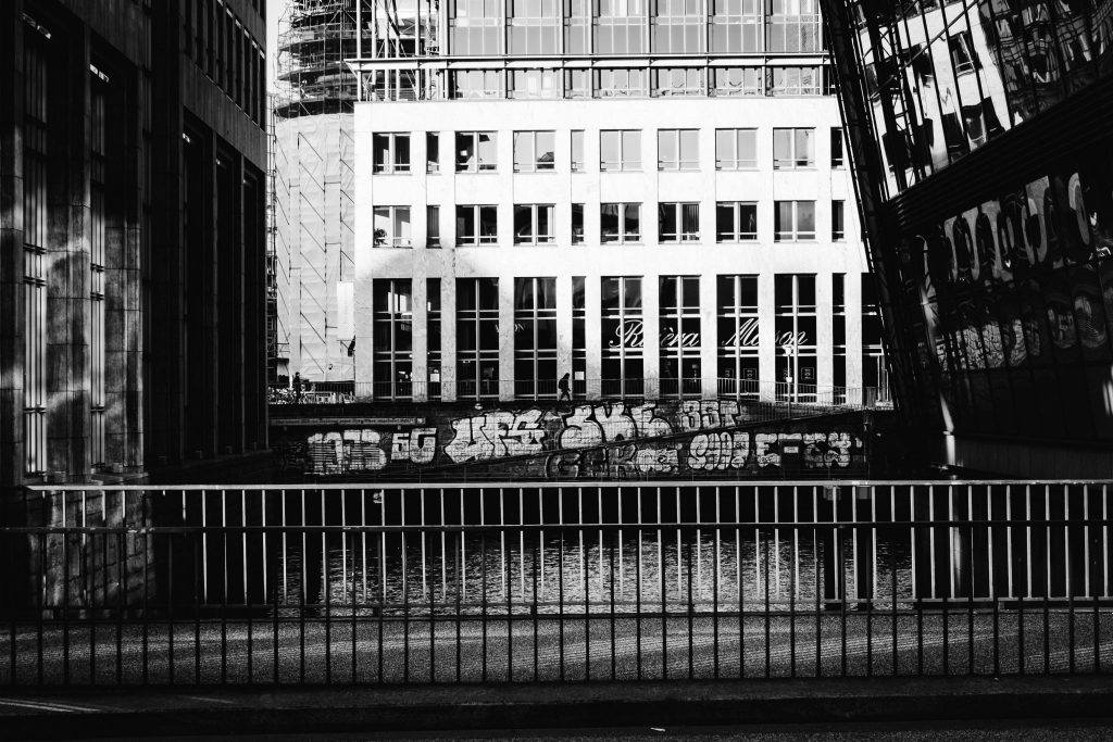 BlackandWhite, Urban, Streetphotography, Hamburg