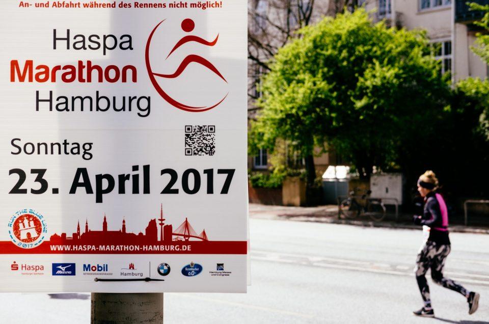 Der Haspa Marathon 2017