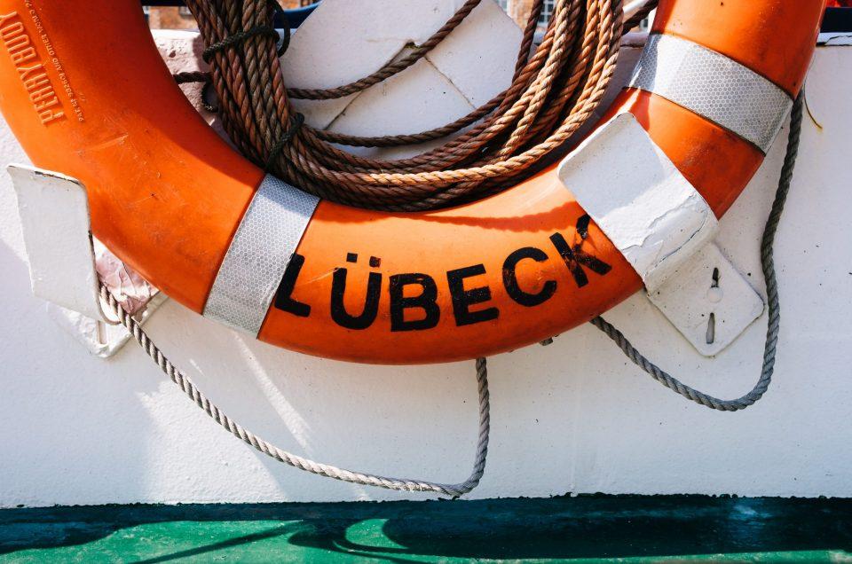 Hallo, schönes Lübeck!