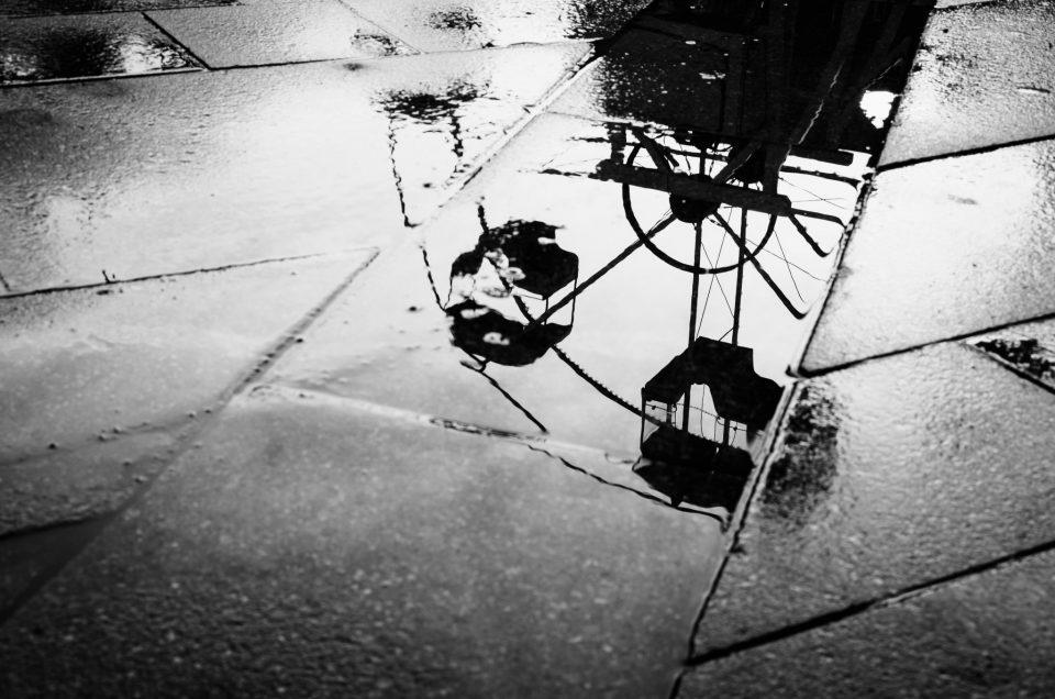 Die Sehnsucht nach schlechtem Wetter